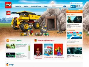 Lego en 2012